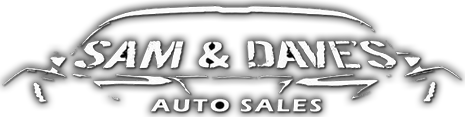 Used cars and trucks for sale at Sam and Dave's Auto Sales